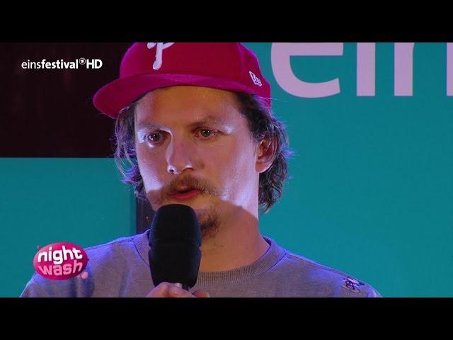 Bekifft zum Date mit Vincent Pfäfflin - Nightwash