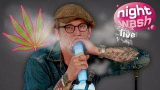 Kiffen statt Burnout - Matthias Seling bei NightWash live