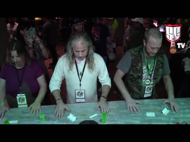 Prairie Medicinal Harvest Cup 2016 - Canada's Friendliest Cup