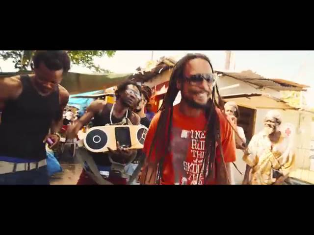 Raphael - Dread Inna Babylon (Official Video - Album 2016