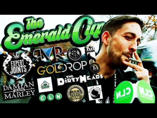 The Expert from Expert Joints Recaps Emerald Cup 2016
