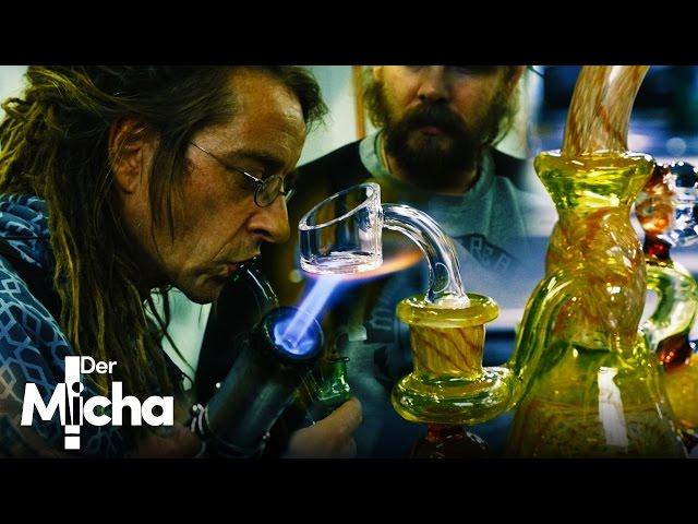 DerMicha Folge 5 - Seattle | Boro School of Glass