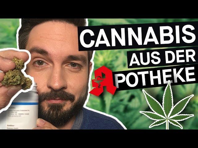 Cannabis auf Rezept: So schwierig ist es, Cannabis aus der Apotheke zu bekommen