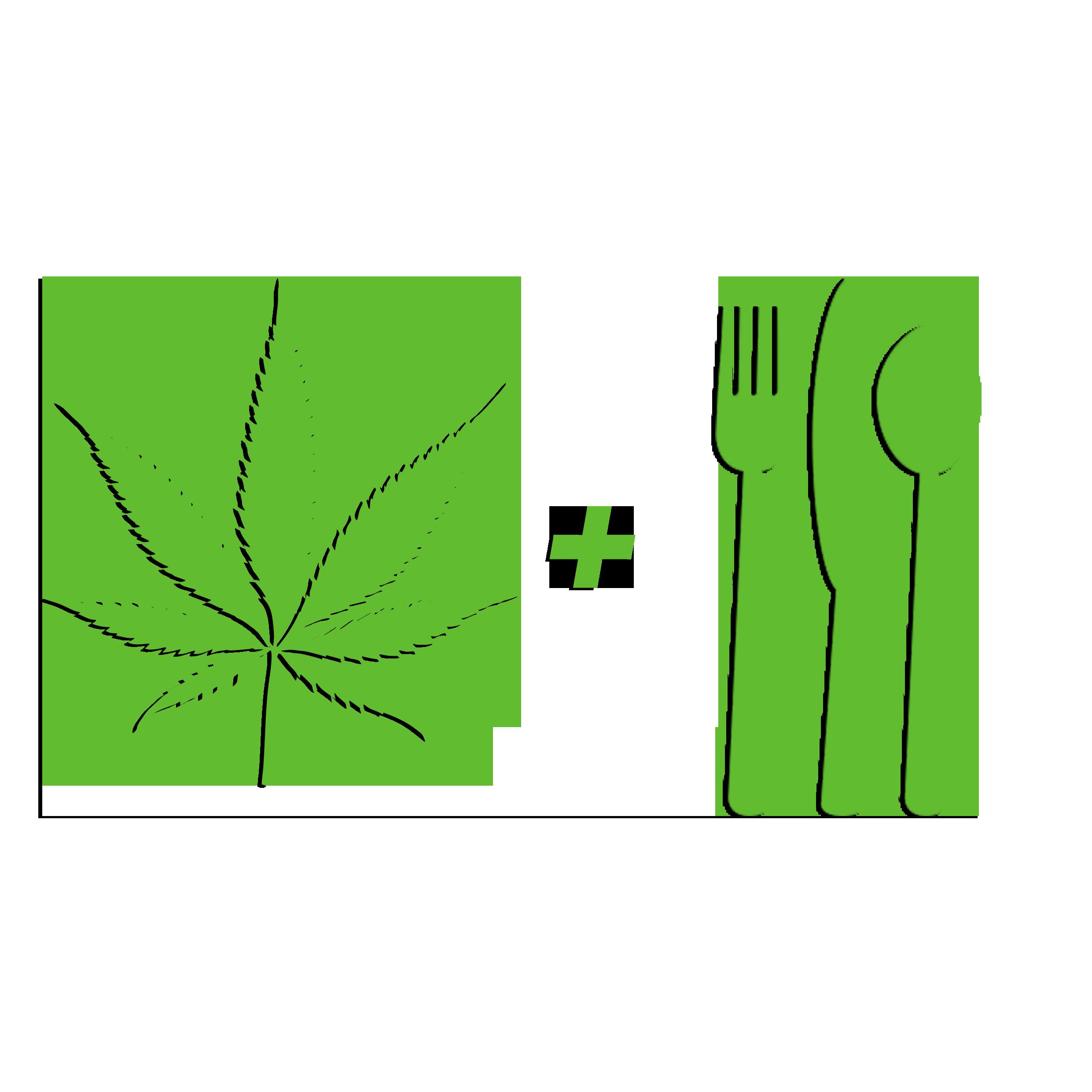 Cannabis essen